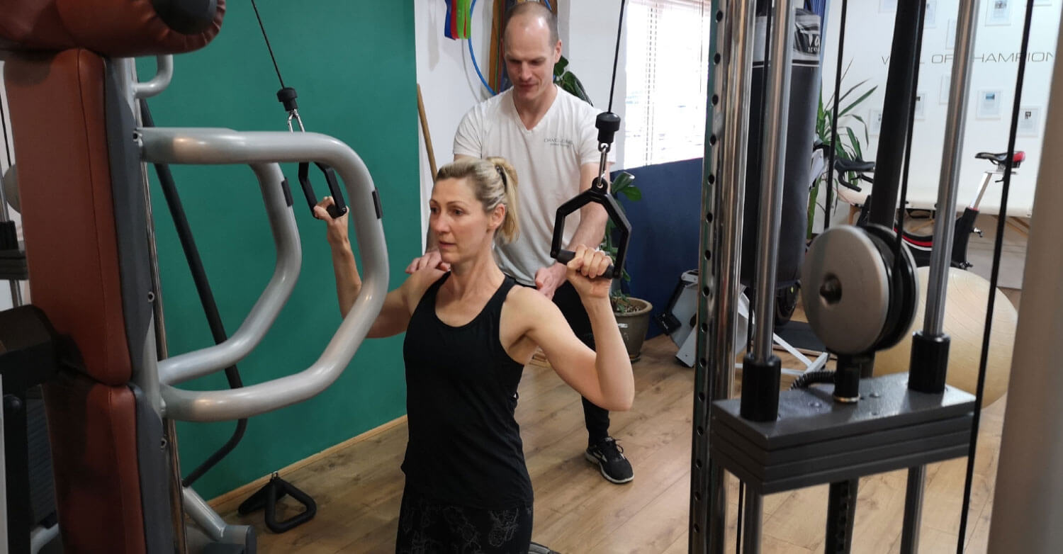 Personal Training In Reigate