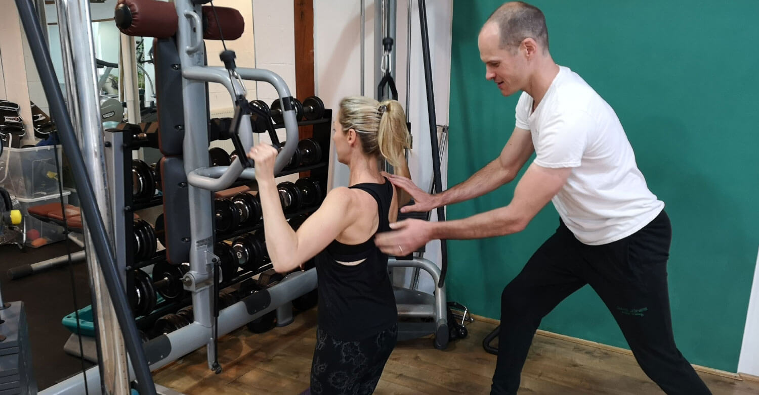Personal training in Surrey